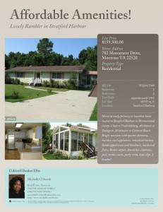 782 Monument Drive-Flyer